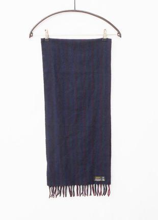 Шерстяной классический шарф sammy англия