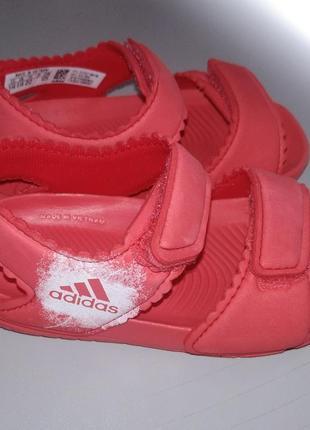 Босоножки adidas 22 размер