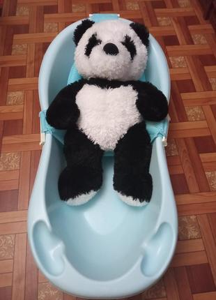 Ванночка детская и горка в ванночку для купания новорожденного