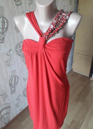Шикарное платье guess