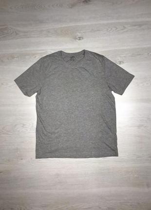 Мужские базовые серые футболки германия все размеры