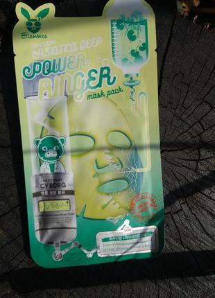 Elizavecca centella asiatica deep pover ringer mask pack