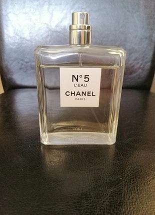 Chanel n5 l'eau , оригинал