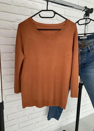 Очень мягкий и стильный свитер