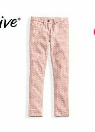 Хлопковые брюки alive  на 12лет 152см  хлопок  германия