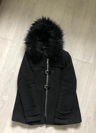 Пальто осенне