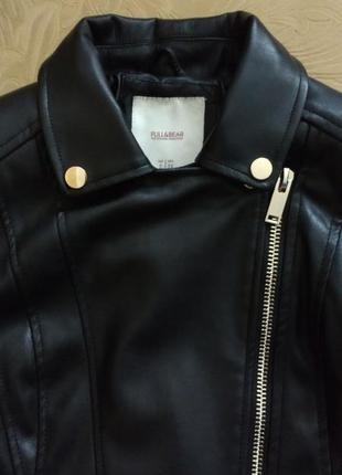 Куртка косуха pull&bear