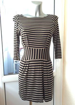 Платье в полоску от marks$spencer