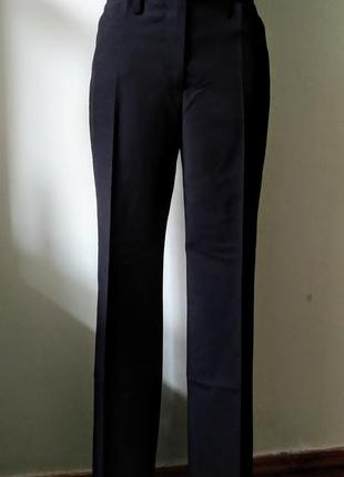 Шерстяные трендовые брюки dolce gabbana