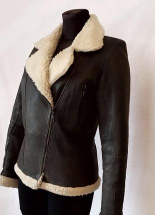 Дубленка куртка косуха