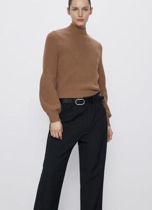 Базовый вязанный свитер, кофта, гольф, водолазка, джемпер, реглан, лонгслив