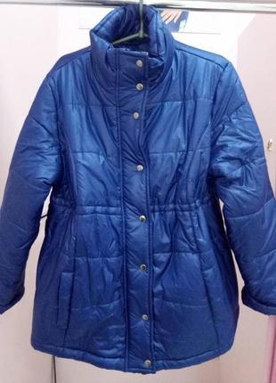 Демисезонная курточка для беременных