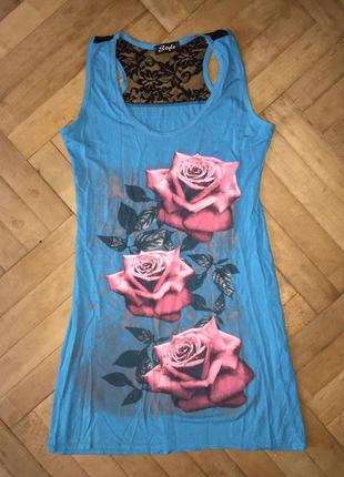 Мини-платье или туника