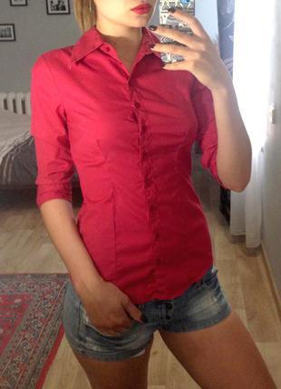 Красная блуза от vero moda