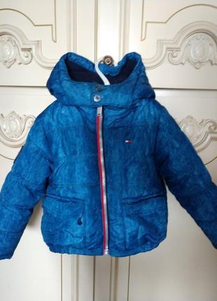 Куртка tommy hilfiger  оригінал.зима.