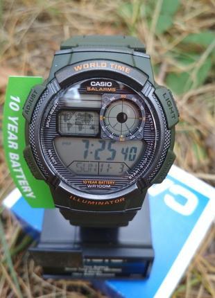 Годинник casio ae1000w-3av