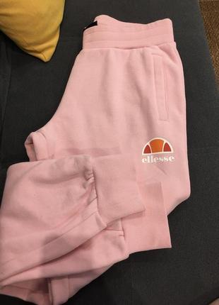 Спортивные штаны на флисе тёплые брюки