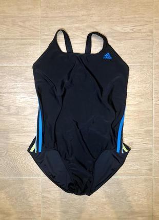 Adidas купальник слитный для плавания бассейна