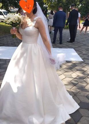 Wedding dress millanova (весільна сукня)