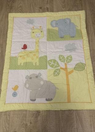 Детское одеяло mothercare
