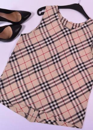 Блуза burberry, красивая спинка