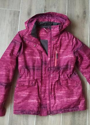 Спортивна лижна куртка спортивная лыжная куртка