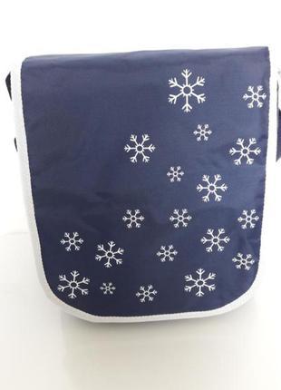 Удобная вместительная термо сумка