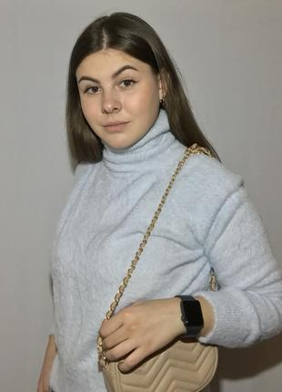 Плюшевый свитер от house , размер xs