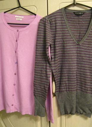 Два женских  свитера одним лотом на р.46