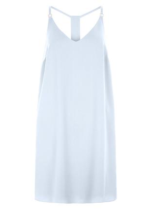Новое с бирками летнее платье strapy dress new look