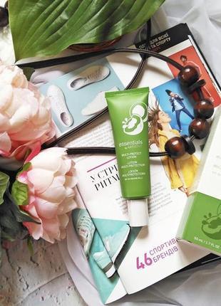 Амвей. amway. крем для лица с солнцезащитным фильтром spf 30 essentials by artistry™