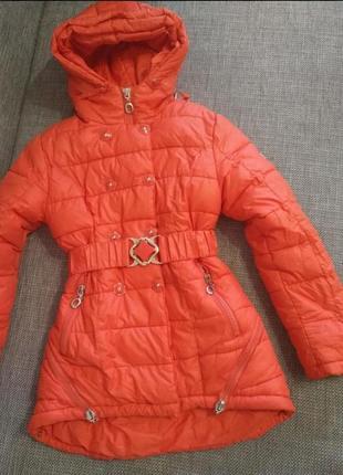Теплая курточка зима