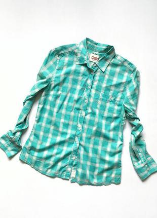 Рубашка mustang