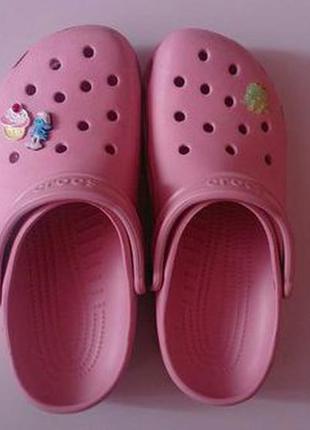 Кроксы обувь crocs тапки нежные