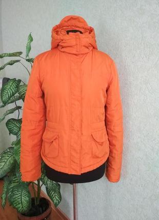 Куртка женская, теплая и позитивная. only.