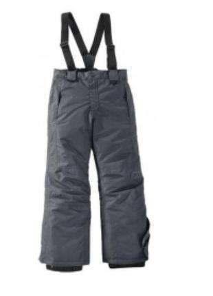 Лыжные штаны, полукомбинезон alive
