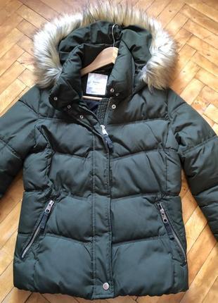 Куртка зимова  bershka