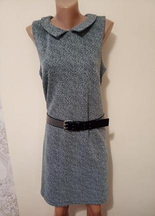 Актуальное платье без рукавов george