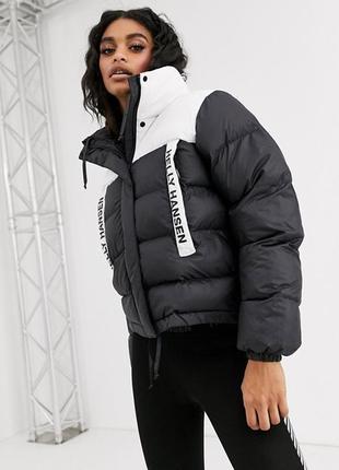Зимний пуффер 46 размер