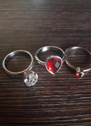 Набор три кольца