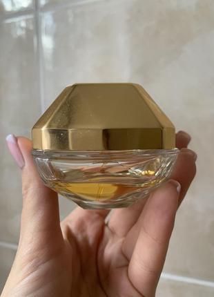 Paco rabanne lady million парфюмированная вода остаток на фото3 фото