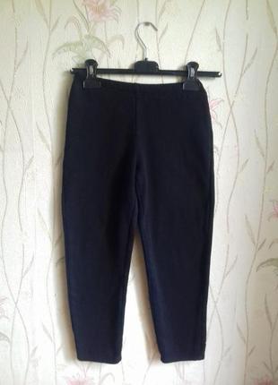 Спортивные штаны  на флисе decathlon 7-8 лет, рост 122-128 см.