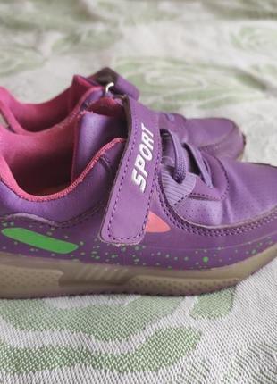 Кросівки для дівчинки, кроссовки