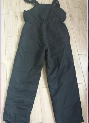 Новые зимнее штаны-комбенизон