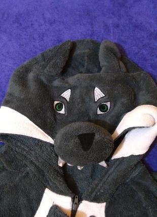 Ночнушка волк nightwear