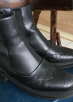 Ботинки-челси braska