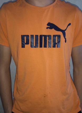 Футболка puma | оригинал