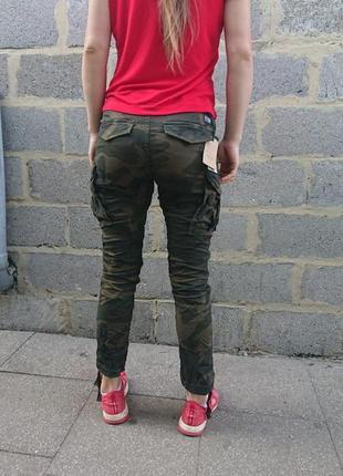 Женские штаны карго