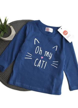Реглан с котиком