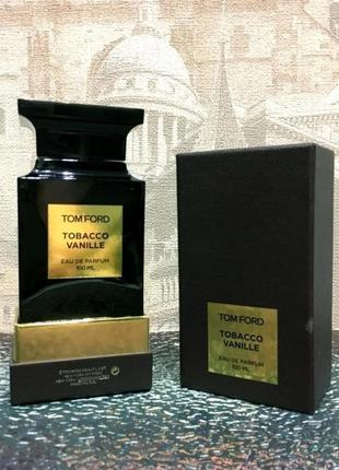Парфюм🔥🔥🔥 tom ford.    tobacco  vanile🔥оригинал